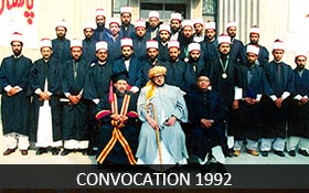 Convocation 1992